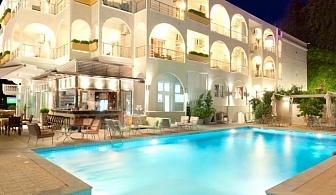 През МАЙ на Олимпийска ривиера за една нощувка, закуска, вечеря и външен басейн в Kronos Hotel Platamoans / 01.05.2017 - 04.06.2017