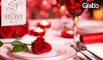 През месеца на любовта и виното в Св. св. Константин и Елена! Нощувка със закуска и романтична вечеря на свещи