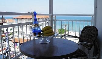 През септември на първа линия в Паралия Катерини! Нощувка със закуска в хотел Olympus***, Гърция!