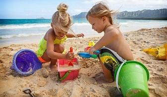 През Юни на море в Приморско на Ол Инклузив и безплатни чадъри и шезлонги на плажа в хотел Форест Бийч / 11.06.2017 - 26.06.2017