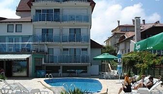 През Юни в Синеморец! Нощувка и закуска или закуска и вечеря + басейн в хотел Casa Di Angel
