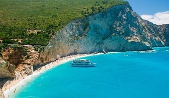 През юни и юли на остров Лефкада ,Гърция. Транспорт, 3 нощувки на човек със закуски от ТА Далла турс