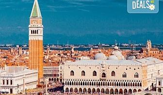 Приказна Италия! Екскурзия до Верона и Венеция с 3 нощувки със закуски, транспорт, панорамна обиколка на Загреб + възможност за шопинг в Милано!