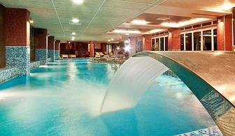 Приказна Коледа а в хотел Акватоник Велинград! 3 или 4 нощувки със закуски, вечери, Коледна Празнична Вечеря с богата програма - С УЧАСТИЕТО НА ИВАН ДЯКОВ + акватоничен минерален басейн и Спа!