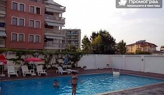 Приморско (26.08-06.09), хотел Фамилия клуб, нощувка (минимум 2) със закуска и вечеря за 2-ма