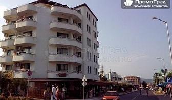 Приморско (26.08-06.09), хотел Фамилия клуб, нощувка (минимум 7) със закуска и вечеря за 2-ма