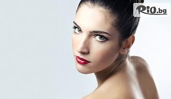 1 процедура радиочестотен лифтинг на лице и шия, от Студио за красота MS Vision