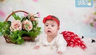 Професионална детска или семейна външна фотосесия и обработка на всички заснети кадри от Chapkanov Photography