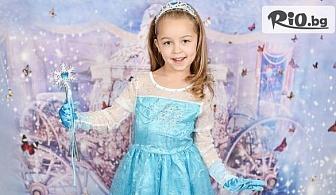 Професионална фотосесия за деца в студио с декори и аксесоари + 20 обработени кадри, от Galliano Photography