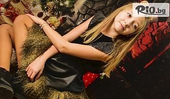 Професионална студийна фотосесия за деца с неограничен брой обработени кадри, от Pandzherov Photography
