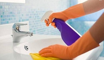 Професионално почистване на баня до 15 кв. м. или кухня на ТОП цени от почистваща фирма Авитохол, София