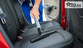 Професионално почистване на интериора на вашия автомобил + БОНУС: външно измиване с 50% отстъпка, от Автомивка Подвис