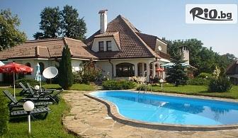 Прохладна лятна почивка в Габровския Балкан! Нощувка за двама + външен басейн, от Комплекс Роден край 3*