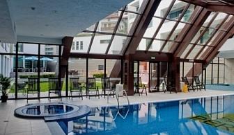 Пролет в Девин - Спа хотел Персенк 5*! Нощувка със закуска + минерален басейн, джакузи, сауна, парна баня, зона за релакс и детски кът + възможност за ползване на минерален аквапарк!!!