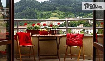Пролетна почивка в Девин! Нощувка със закуска + Релакс зона, парна баня и сауна, от Маунтин Бутик хотел