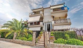 Пролетна почивка в Гърция, на 50м. от плажа! 3 или 5 нощувки в апартамент или във фамилна къща в StayInn Keramoti Vacations Apartments, Керамоти!