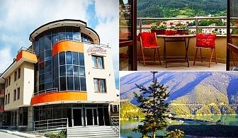 """Пролетна почивка в хотел Mountain Boutique, Девин. Две нощувки със закуски + релакс зона и посещение на резерват """"Извора"""" и фотолов на диви животни!"""