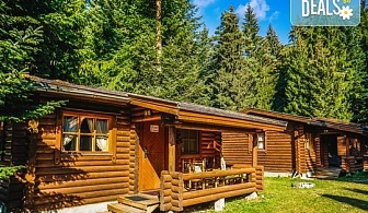 Пролетна почивка във вилни селища Ягода и Малина 3*, Боровец! Наем на вила за 1 нощувка за от 1 до 5 човека!