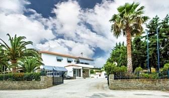 Промо оферта за почивка 2017 на Халкидики: 5 или 7 нощувки на база закуска и вечеря в хотел PORT MARINA 3* за цени от 328 лв ЗА ДВАМА