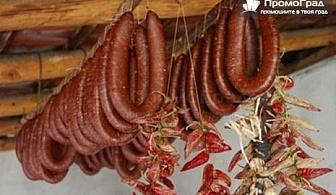 Не пропускайте кулинарния фестивал в Пирот Пеглена колбасица - еднодневна екскурзия за 17 лв.