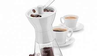 Ръчна кафемелачка с дозатор Tescoma от серия Handy