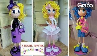 Ръчно изработена кукла по избор