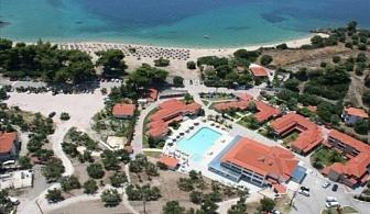 Ранни резервации 2017 за лятна почивка в хотел Lagomandra Beach 4* на Халкидики: 4, 5 или 7 нощувки за ДВАМА на база закуска и вечеря за 434 лв