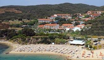 Ранни резервации за лято 2017 на Халкидики, Гърция: 3, 5 или 7 нощувки за ДВАМА на база закуска и вечеря или All Inclusive в хотел Aristoteles Holiday Resort & SPA 4* за цени от 239 лв ЗА ДВАМА