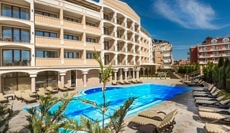 Ранни резервации за почивка в Черноморец - 2, 5 или 7 нощувки със закуски в апартаментен комплекс Коста Булгара 3* от 60 лева на човек