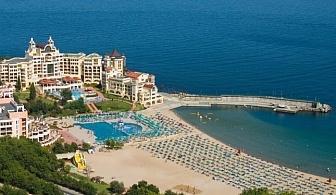 Ранни резервации за почивка в Дюни: 3, 5 или 7 нощувки на база All Inclusive в хотел Марина Роял Палас 5* от 643 лева за ДВАМА
