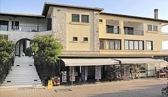 Ранни резервации за почивка в Гърция, Халкидики 2017: 3, 5 или 7 нощувки на база закуска и вечеря в хотел Lesse 4* за цени от 212 лв ЗА ДВАМА