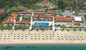 Ранни резервации за почивка 2017, Халкидики: 3, 5 или 7 нощувки за ДВАМА на база All Inclusive в хотел Assa Maris 4* на цени от 477 лв ЗА ДВАМА