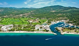 Ранни резервации за почивка на Халкидики 2017: 3, 5 или 7 нощувки за ДВАМА на база All Inclusive в хотел Porto Carras Sithonia 5* за цени от 631 лв ЗА ДВАМА