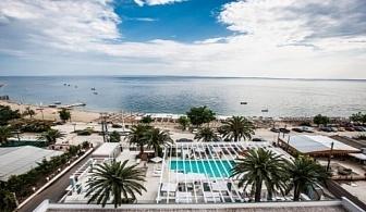 Ранни резервации за почивка на Халкидики, Ситония 2017: 5 или 7 нощувки на база закуска и вечеря в хотел Cronwell Sermilia Resort 5* за цени от 884 лв ЗА ДВАМА