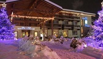 Ранни записвания за четиризвездна Нова Година в Банско - хотел Стражите****! 2 или 3 нощувки със закуски, вечери и Новогодишна Празнична Вечеря + вътрешен басейн, сауна и парна баня!!!