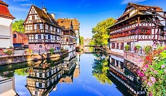 Ранни записвания за екскурзия до Париж, Женева, Милано, Монтрьо, Страсбург и Залцбург - 7 нощувки със закуски, транспорт и водач от България Травъл!