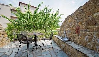 Ранни записвания Гърция, 3 дни за двама от 24.05 в Antigoni Beach Hotel & Suites