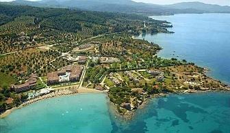 Ранни записвания Гърция, 5 дни за двама Полупансион в Anthemus Sea Beach Hotel & SPA