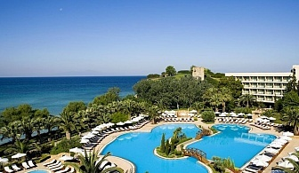 Ранни записвания за Гърция, 5 дни за двама полупансион в Sani Beach
