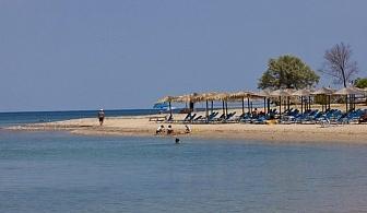 Ранни записвания Гърция, 5 дни за двама със закуска в Golden Beach Hotel-Apartments