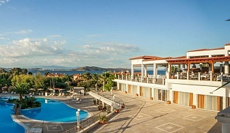 Ранни записвания 2019 в Гърция, 5 дни Полупансион за двама в Alexandros Palace Hotel & Suites