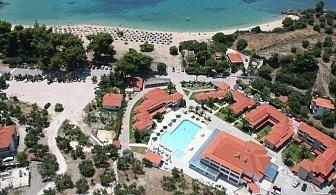 Ранни записвания Гърция, 5 дни Полупансион за двама в Lagomandra Beach & Suites