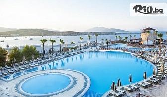 Ранни записвания за лятна почивка в Бодрум, Турция! 7 нощувки на база Ultra All Inclusive в хотел Asteria Bodrum Resort + чадър и шезлонг на плажа и басейна + СПА, от Мисис Травъл