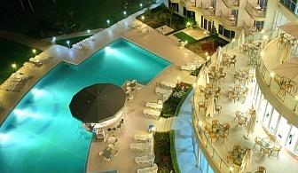Ранни записвания за лятна почивка в хотел Аква Азур 4* Св.Константин и Елена! Нощувка на база All inclusive + вътрешен и външен басейн!!!