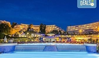 Ранни записвания за лятна почивка през 2019 в Кушадасъ с Тансу Травел! 5 нощувки на база All Inclusive в Хотел Grand Blue Sky 4*, възможност за транспорт