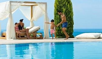 Ранни записвания за лято 2017 в Гърция на база Ultra All Inclusive - Хотел Ikos Oceania *****! Луксозен, 5 звезден хотел, разположен на частен плаж + открит плувен басейн!