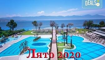 Ранни записвания за Лято 2020 в Кушадасъ с Belprego Travel! Почивка в Amara Sealight Elite 5* със 7 нощувки на база Ultra All Inclusive, възможност за транспорт