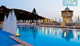Ранни записвания за Майски празници в Hotel Ladonia Adakule 5*, Кушадасъ, Турция! 4/5 нощувки на база Ultra All Inclusive, възможност за транспорт!