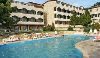 Ранни записвания за море в Балчик на ТОП ЦЕНА! Нощувка, закуска и вечеря + басейн само за 29 лв. в хотел Наслада***