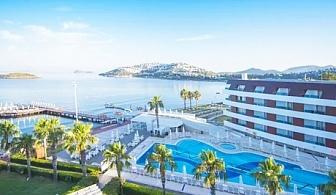 Ранни записвания за море в Бодрум! 4 или 5 нощувки на база Ultra All inclusive + 3 басейна и СПА в хотел Grand Park Bodrum 5*